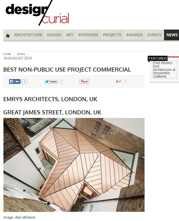 Publications emrys blueprint great james street architectural malvernweather Choice Image