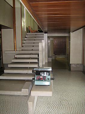 Olivetti-interior