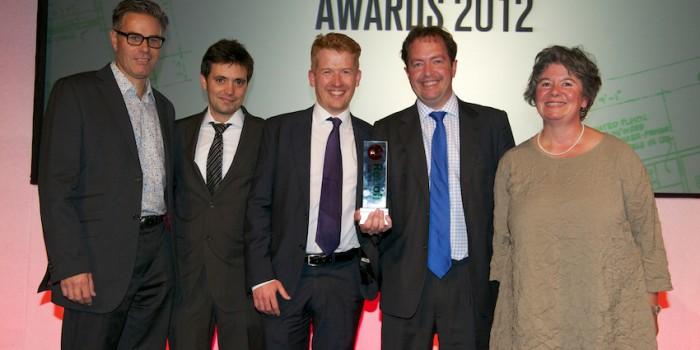 AJ Retrofit Awards 2012